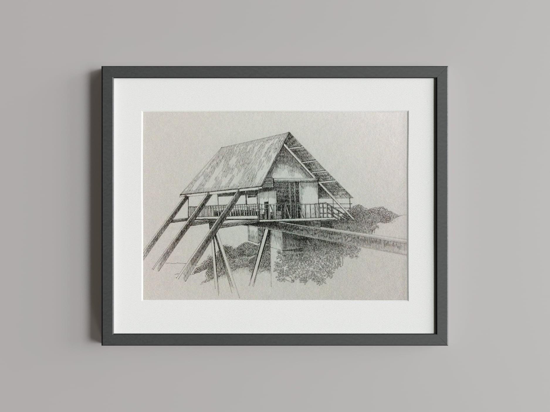 The Ark Villa by THARINDU SAMPATH SIRIWARDANA
