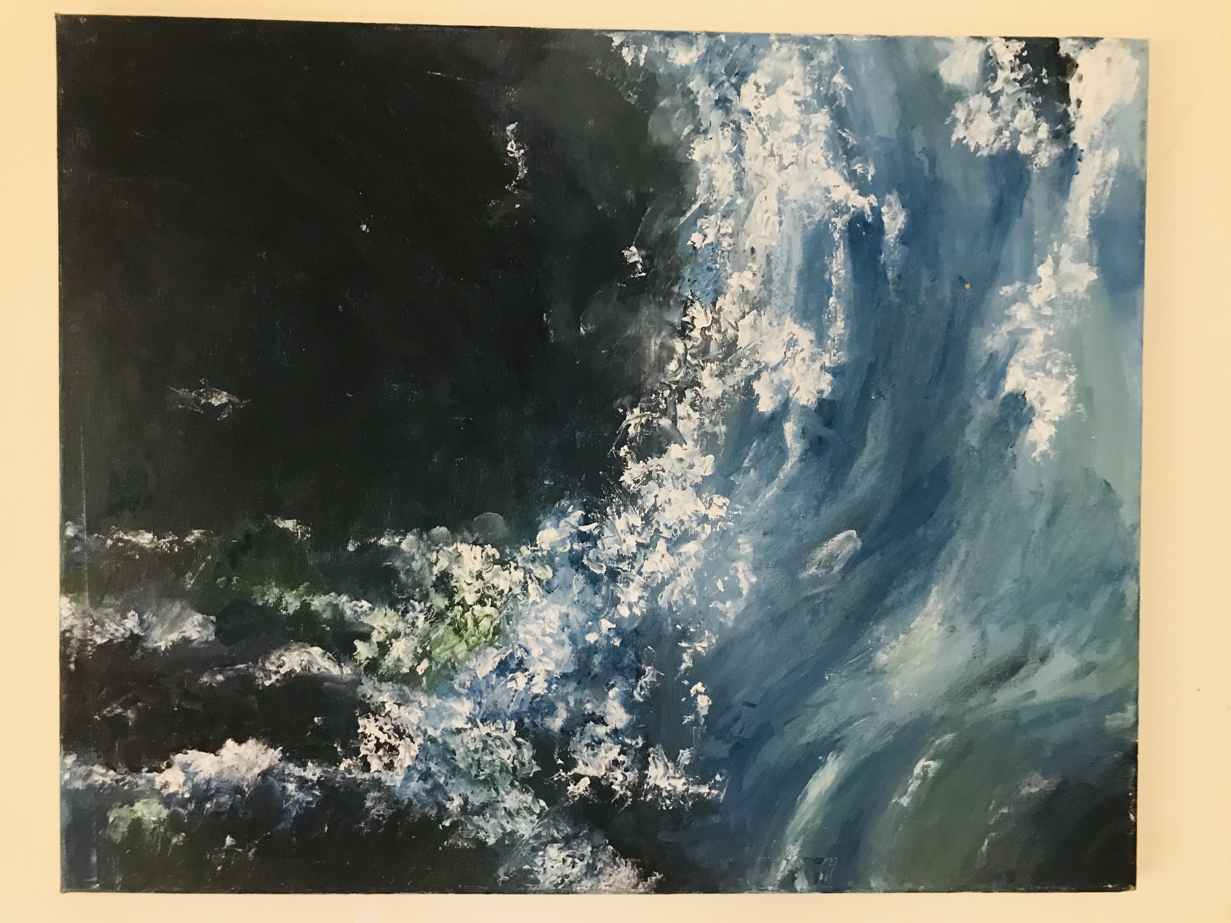 """ The Sea "" by Sanduni Bandara"