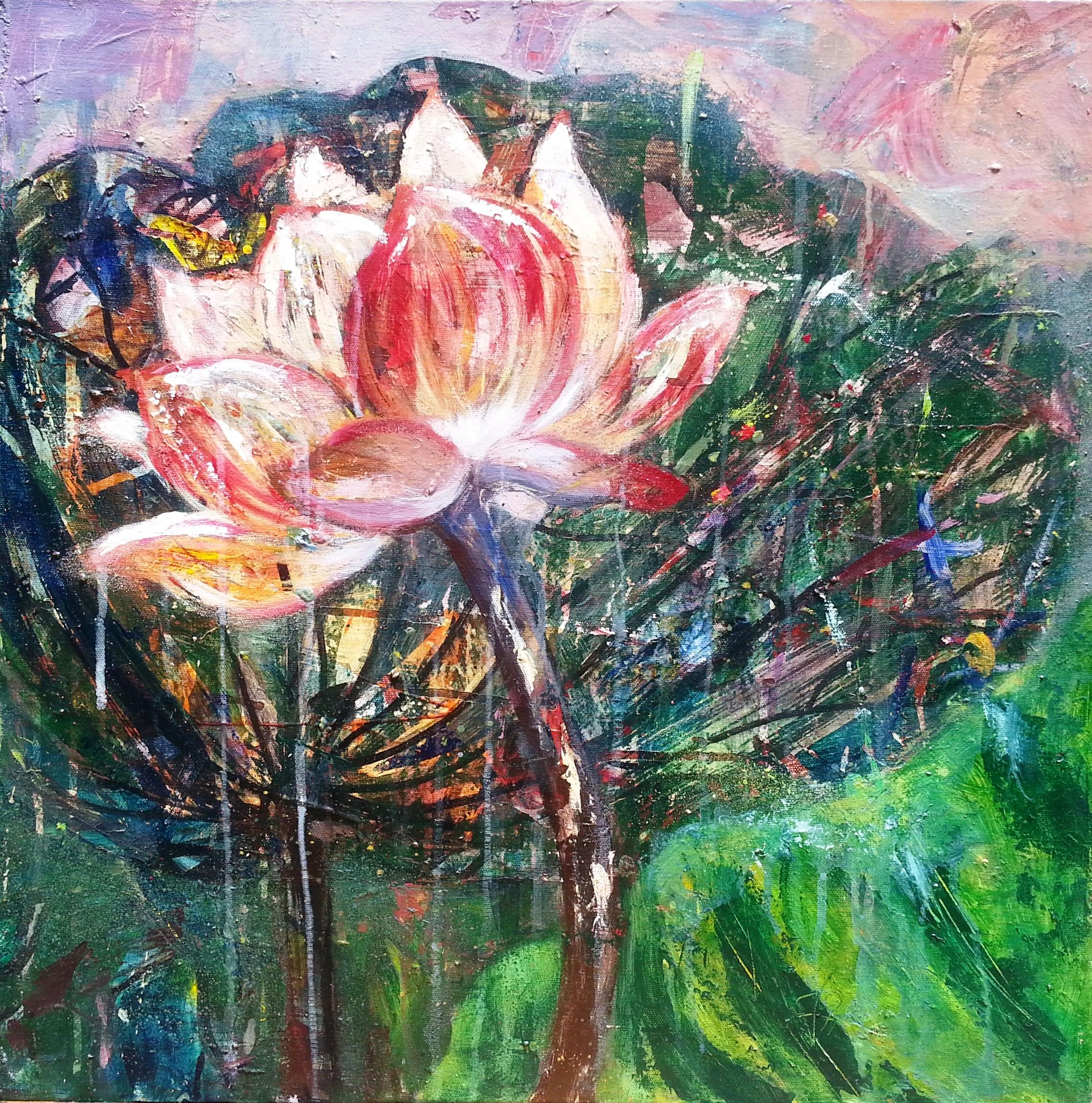 untitled xxv by Dilantha Upul