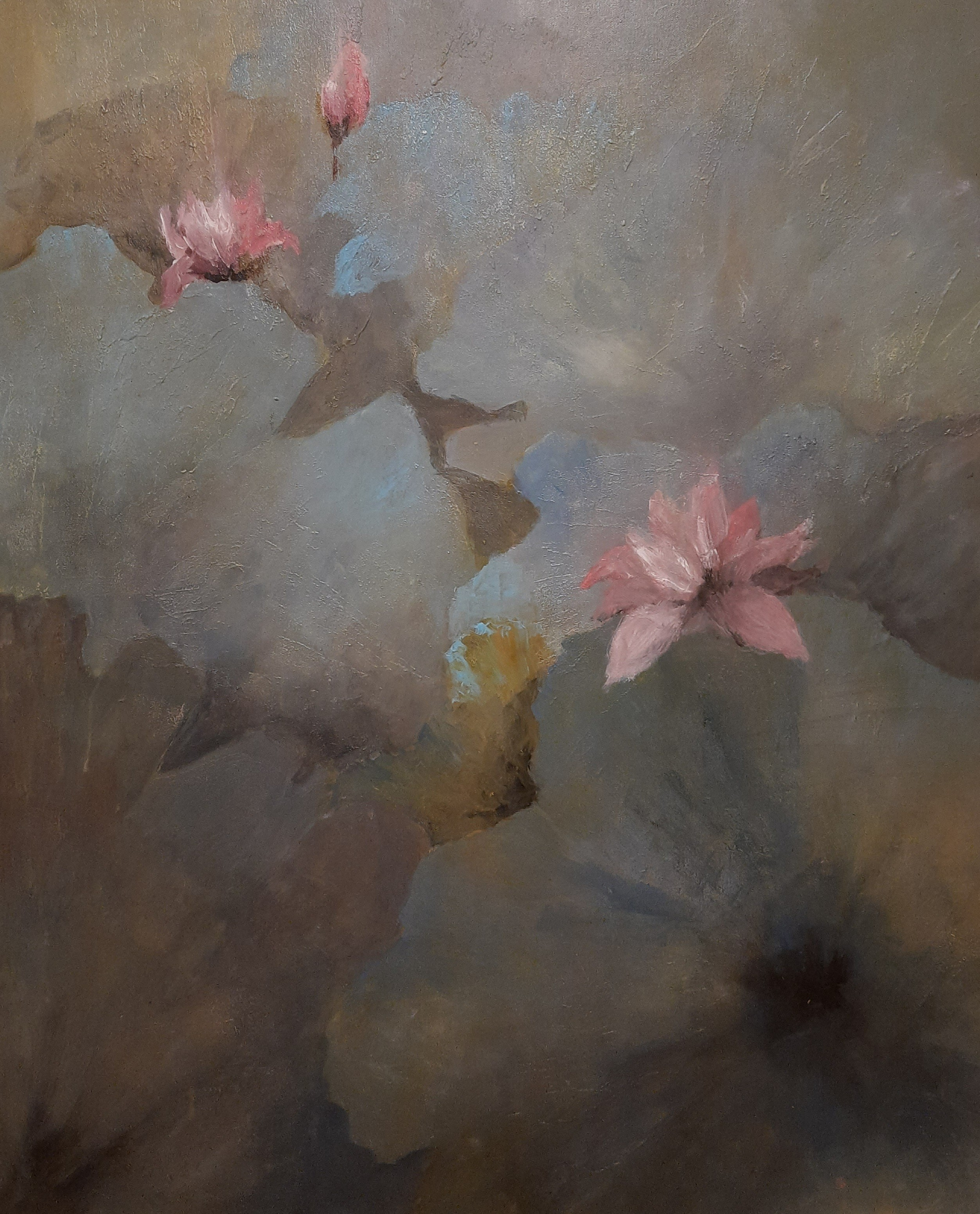 Shades of nature by Jean wijesekera