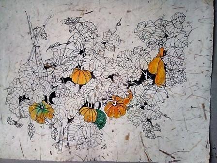 Pumpkin garden by Nihal Senarathna