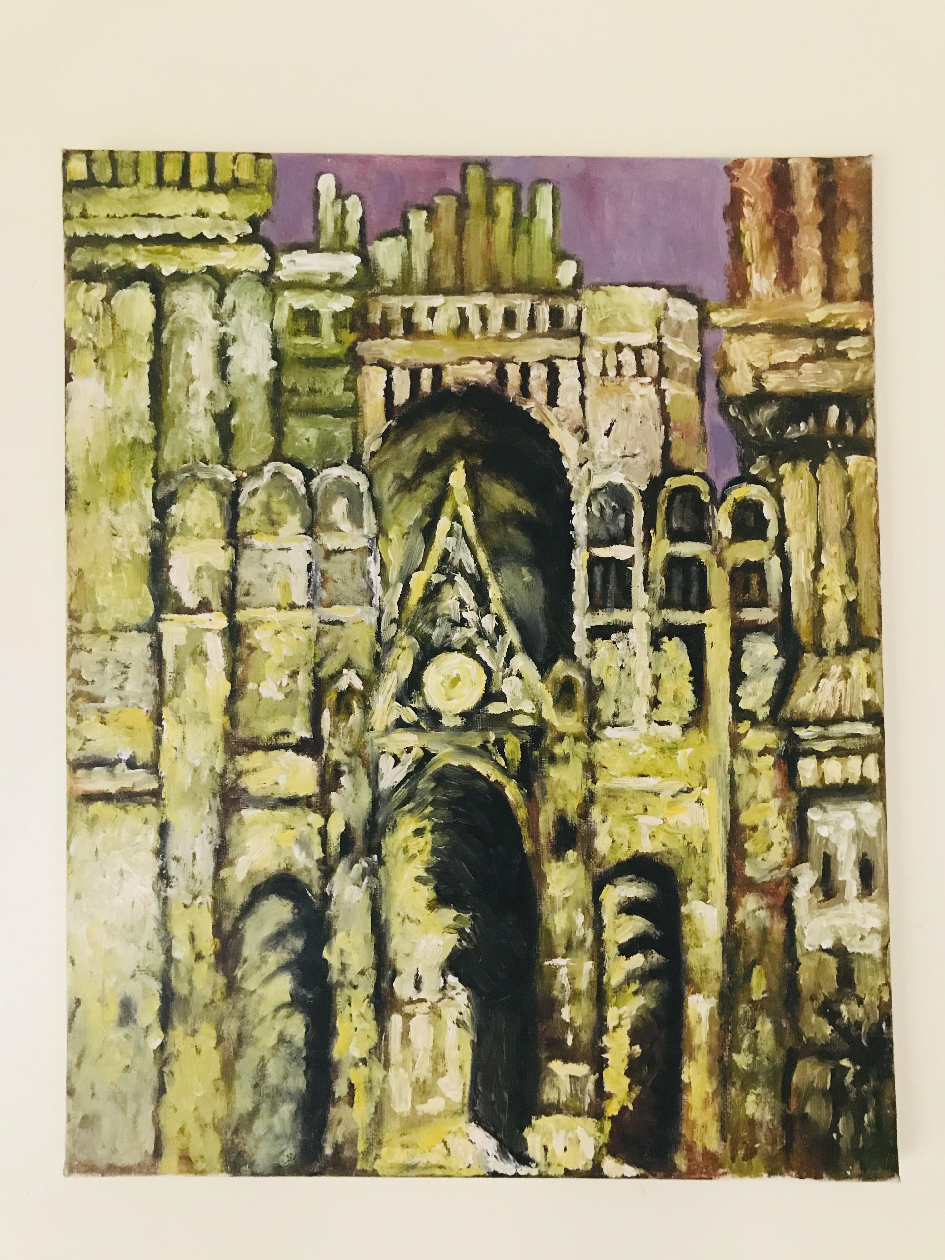 """ The Castle "" by Sanduni Bandara"