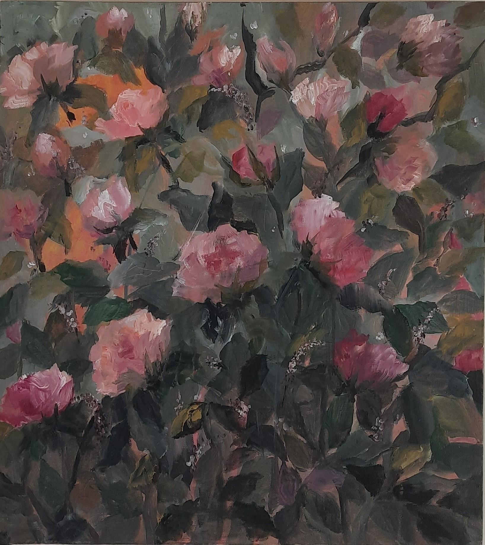 Flower power by Jean wijesekera