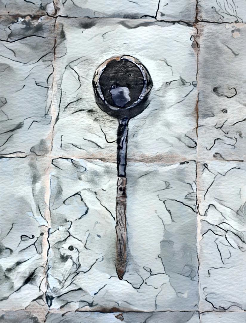 Coconut Spoon by Dhanushka Devarajan