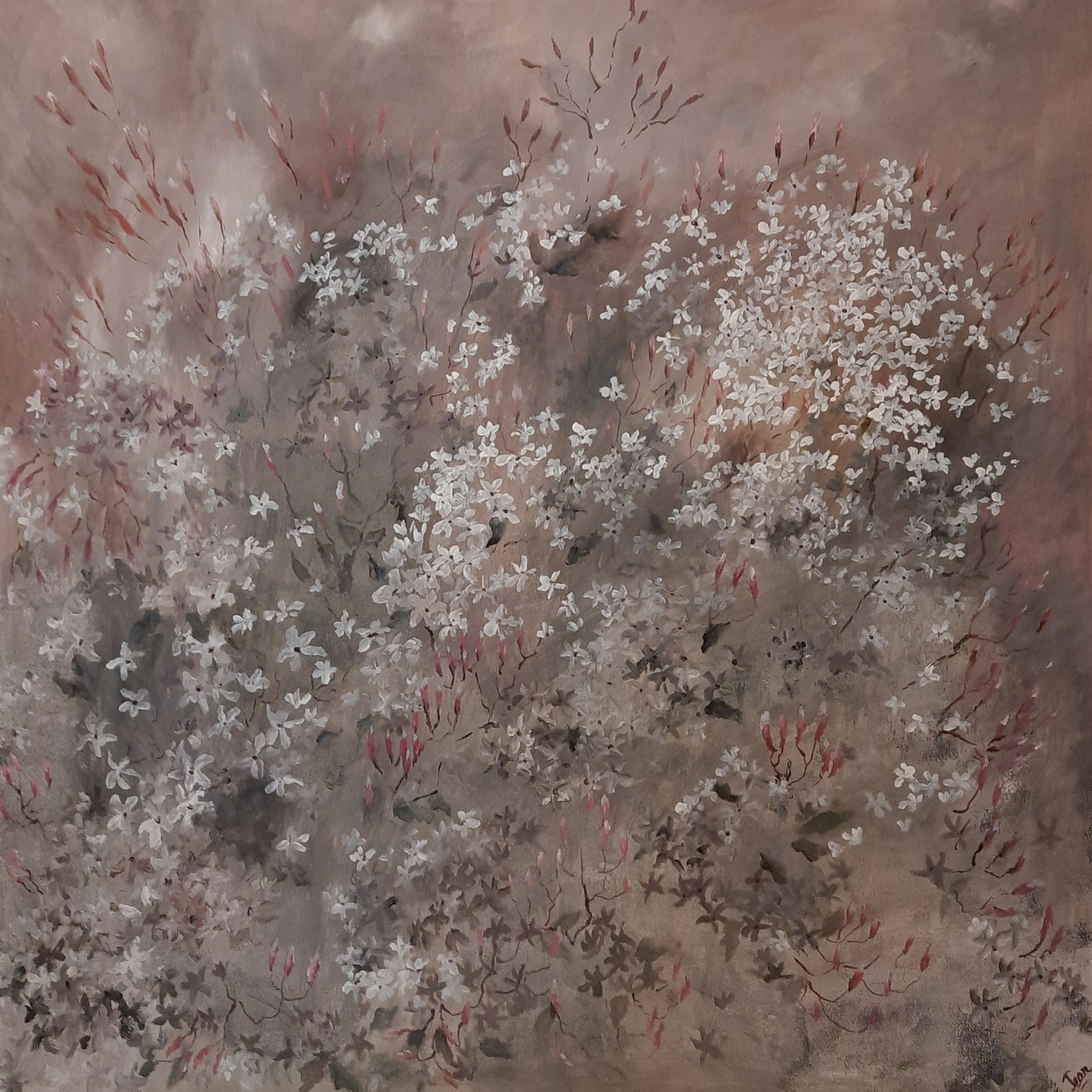 Jasmine splendour by Jean wijesekera