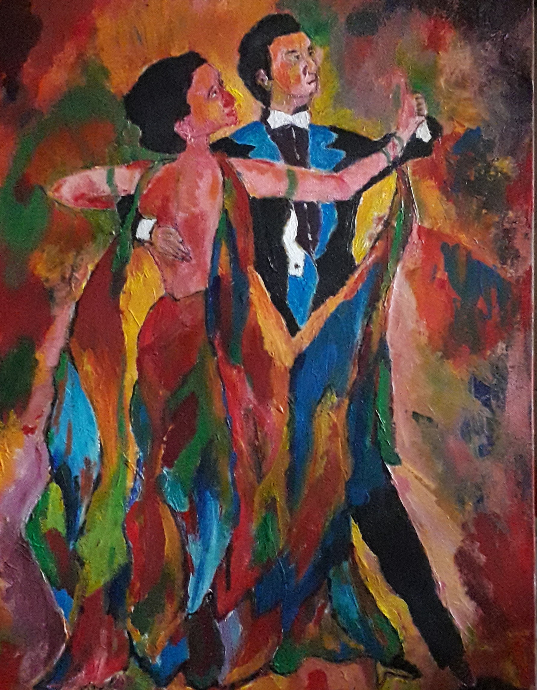 Colorful - Waltzing Matilda by Simpson David