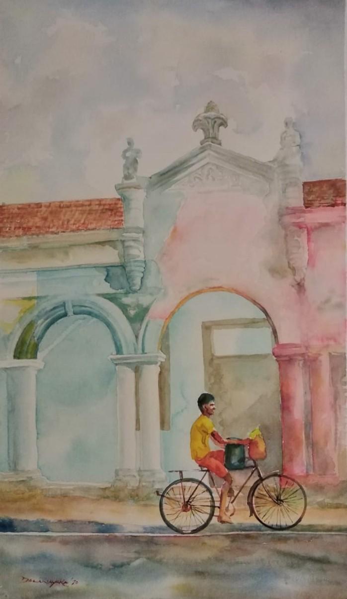 Jaffna 1 by Anura Dahanayaka