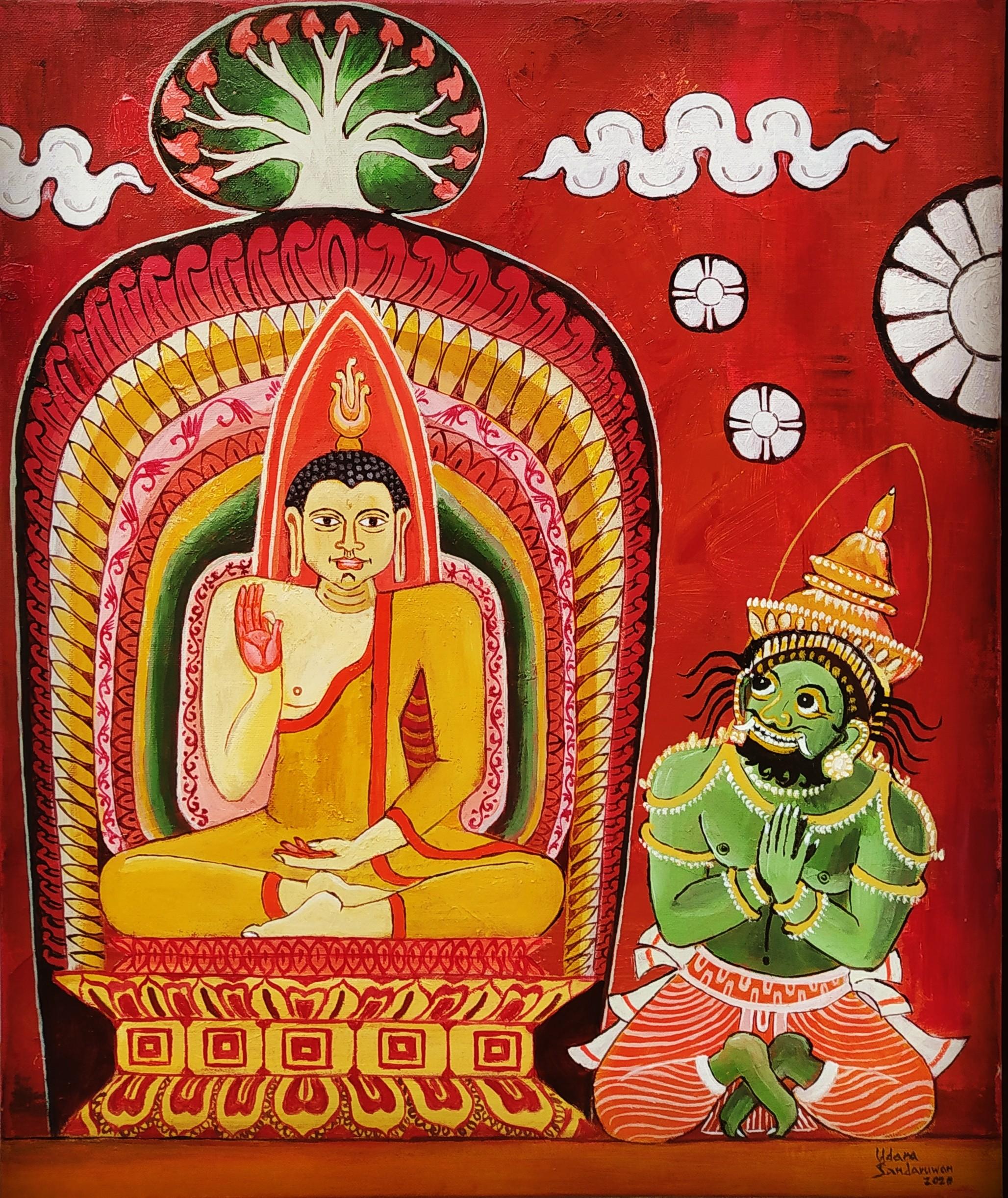 Traditional by Udara Sandaruwan