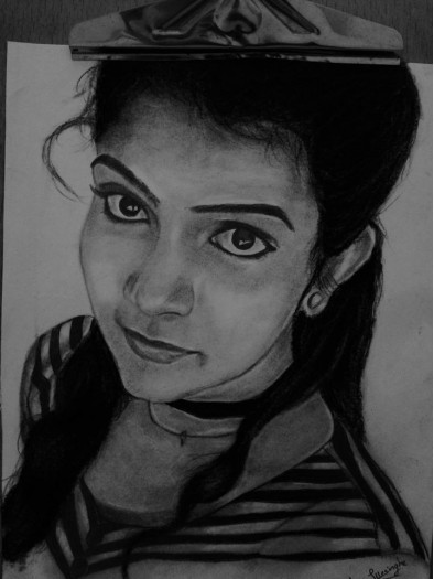Model - Anoli by Nadun Illesinghe