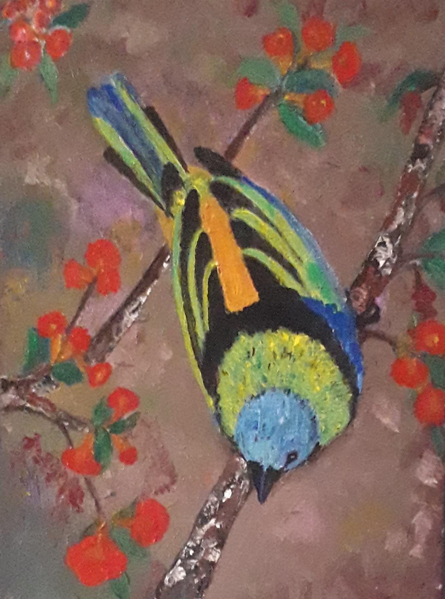 Bird by Simpson David
