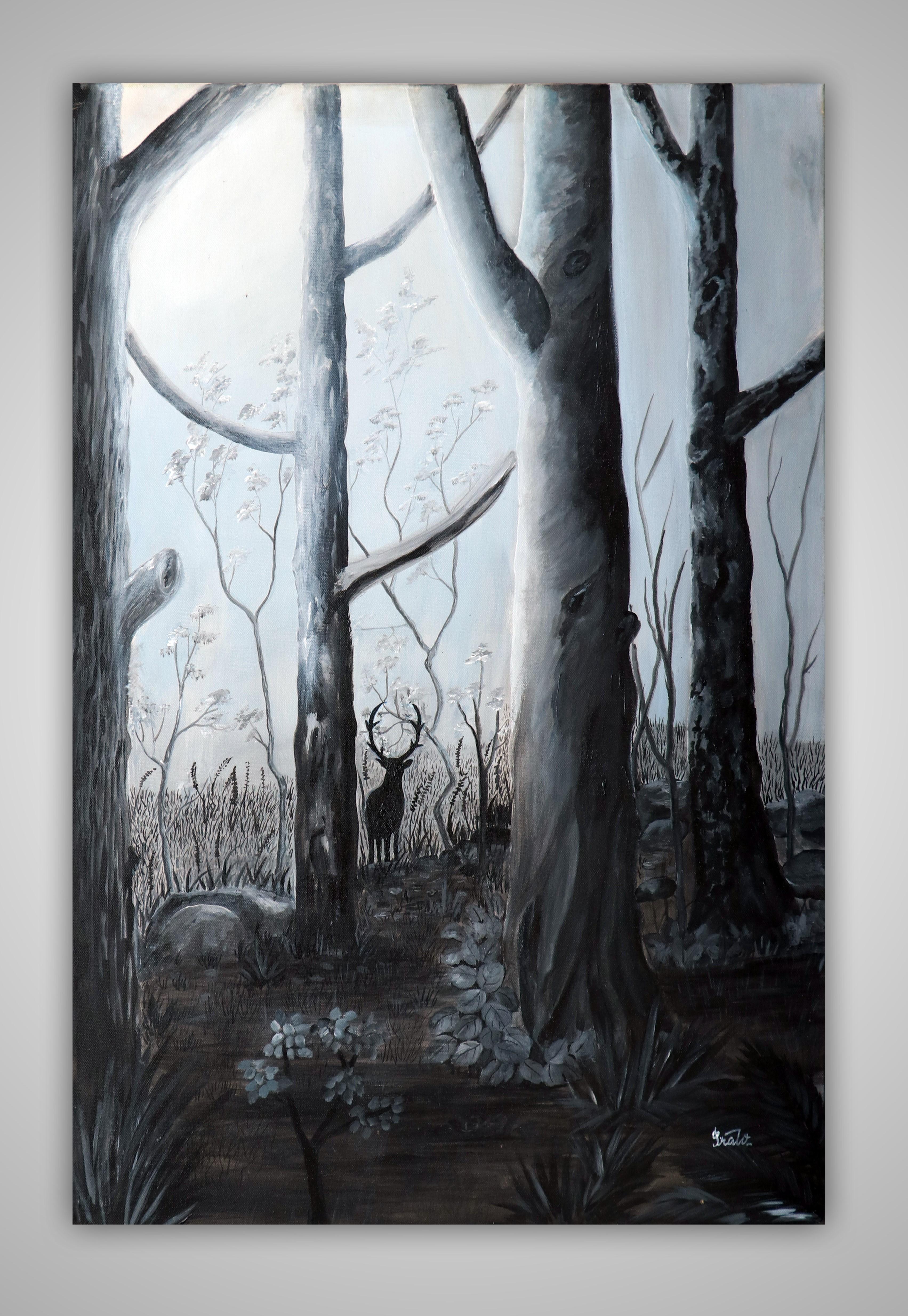 Hark, its the night of the wild by Iranganie Wickramasinghe