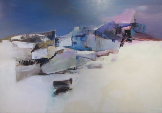 A Landscape by Achala Gunwardena