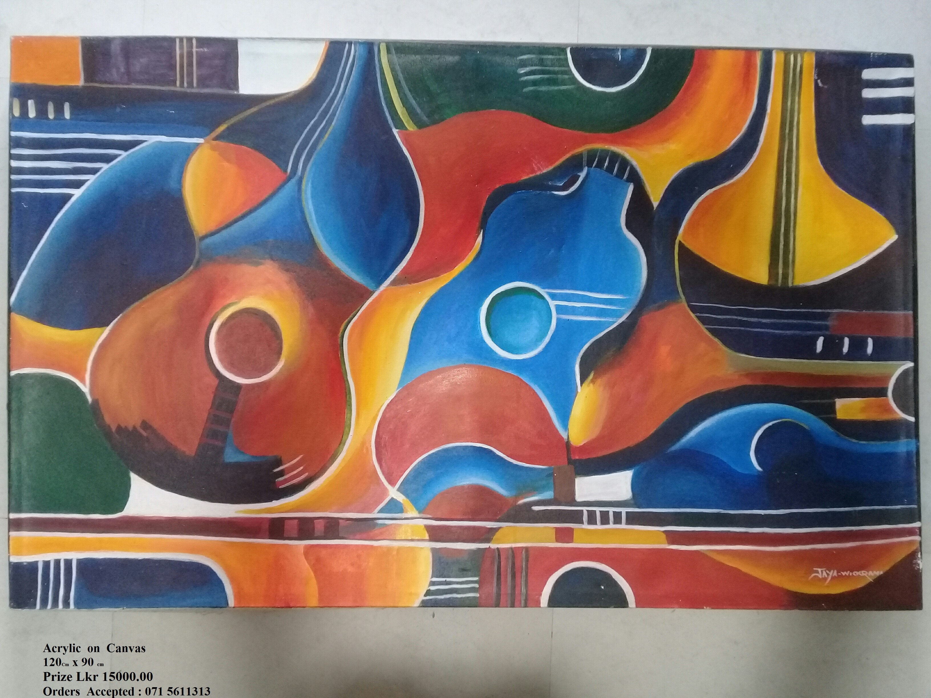 Abstract 2 by Wickramasinghe Arachchige Jayarathna