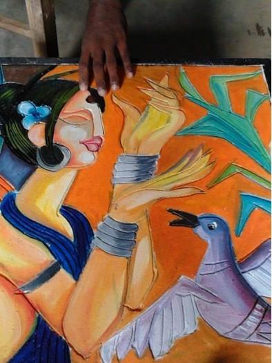 birdwomen by Arul Ramesh