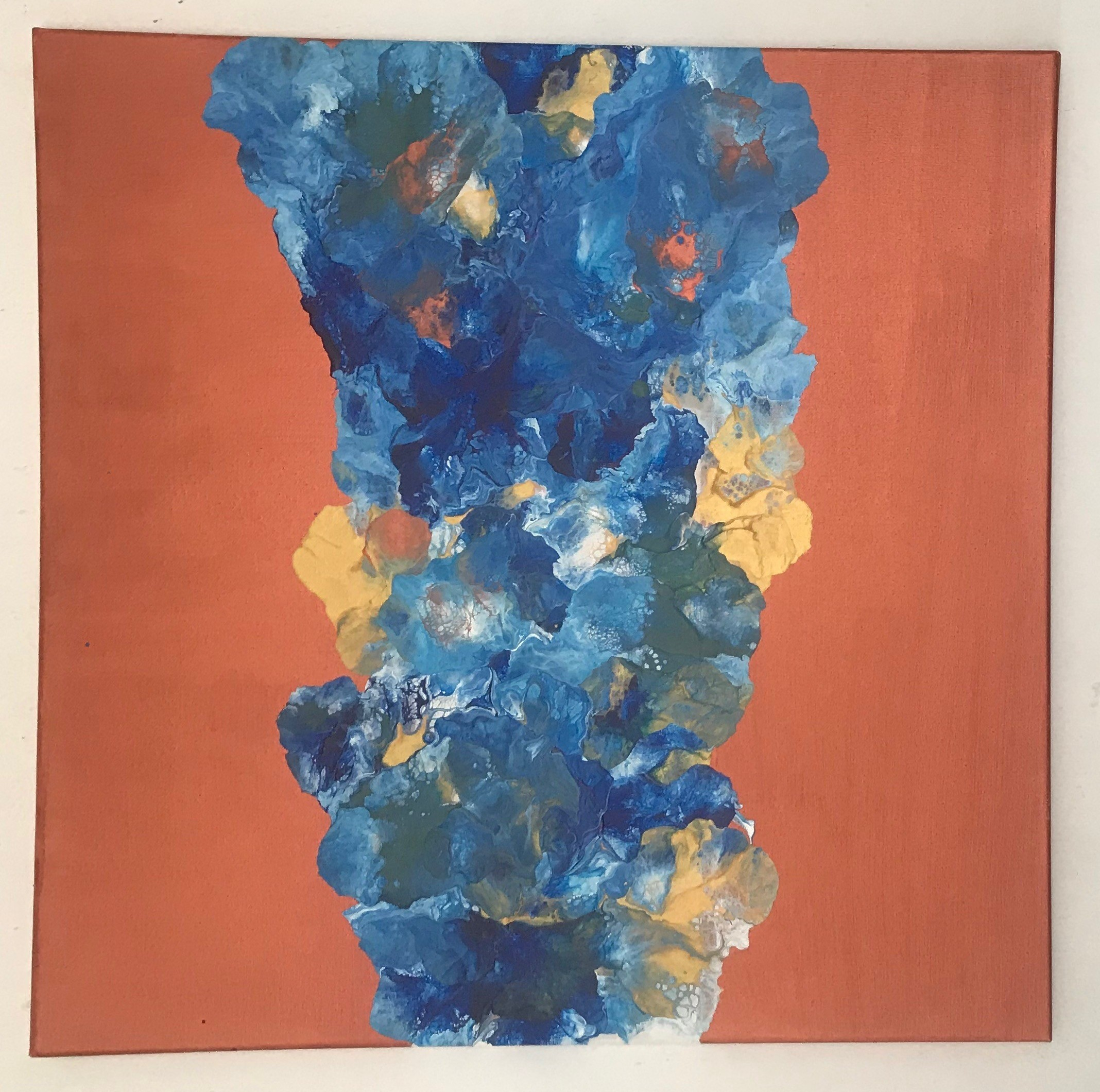 Ebb & flow of life II by Thilini De Simon