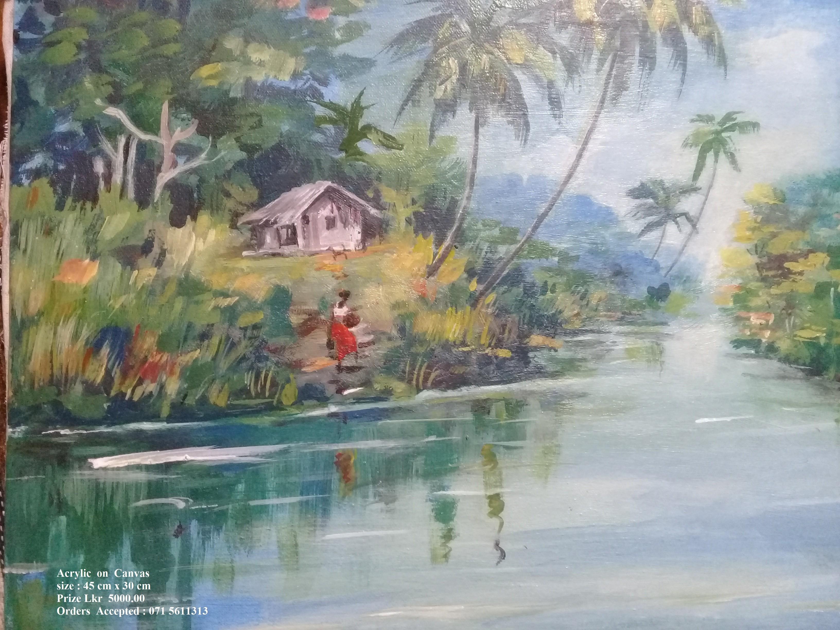 Ganga - Landscape
