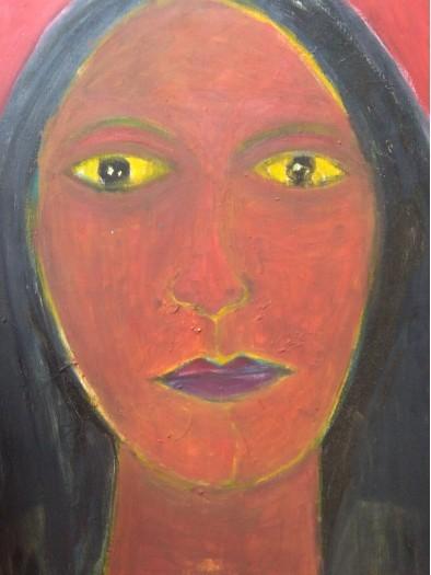 Goddess by Savinda Ovitigala