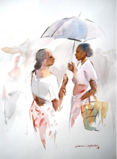 GOSSIP by Anura Dahanayaka