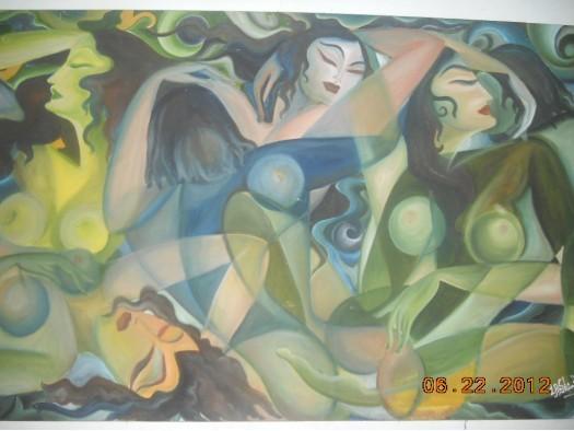 Imagination by Lokuge Priyanka Vajirashanthi