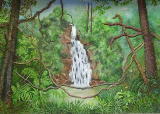landscape by Fathima Haseena