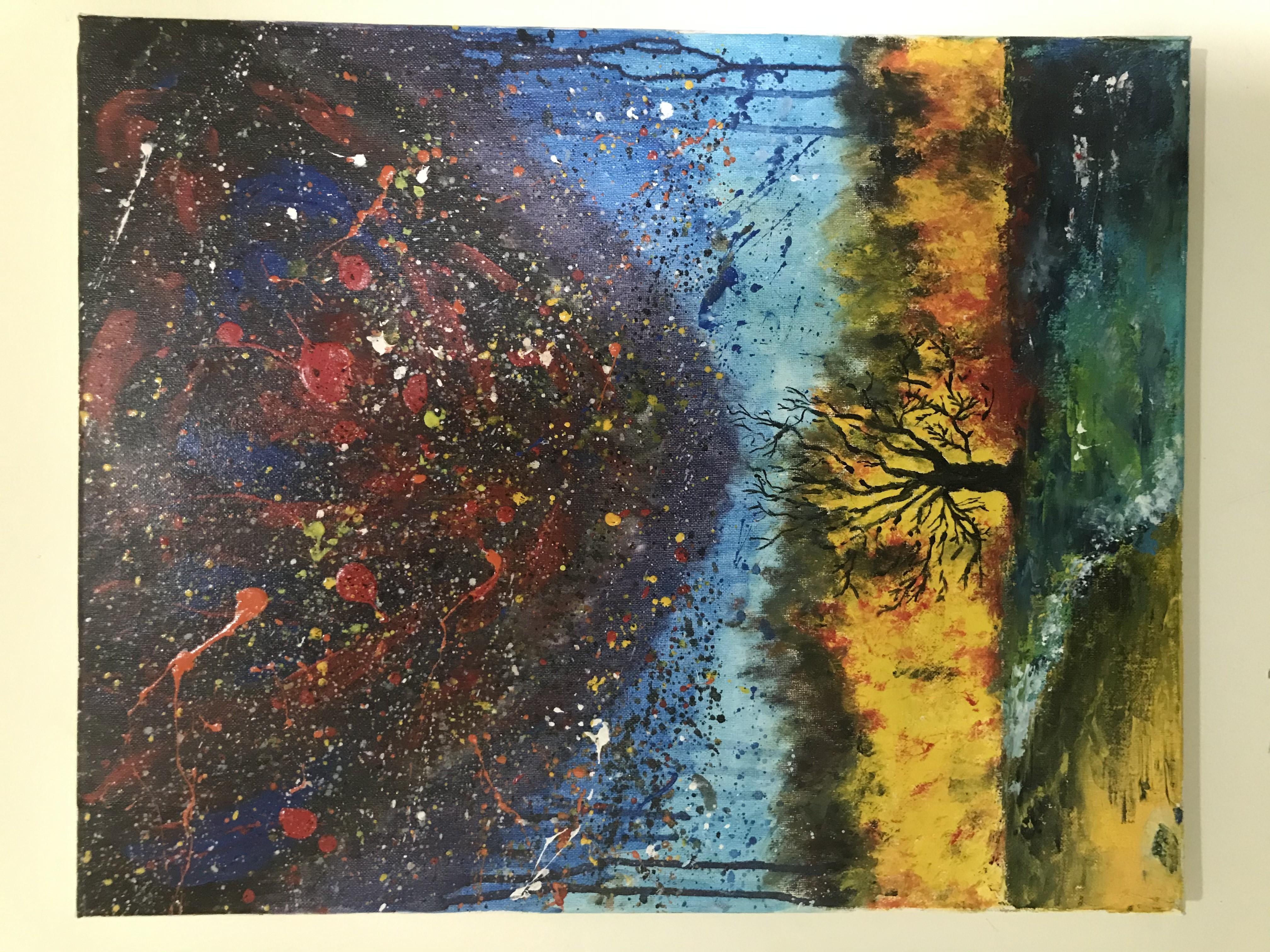 """Last Breath"" by Sanduni Bandara"