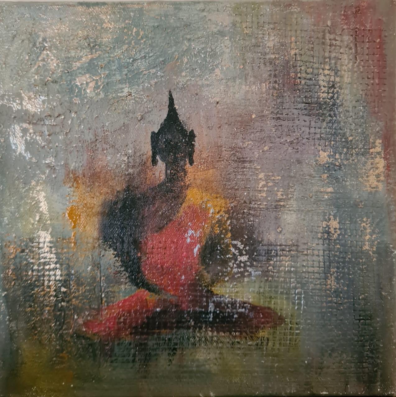 Meditation by Jean wijesekera