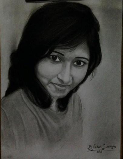 Model - Darsha by Nadun Illesinghe