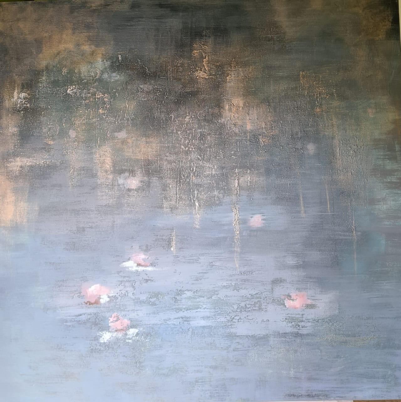 Moonlight shadows by Jean wijesekera