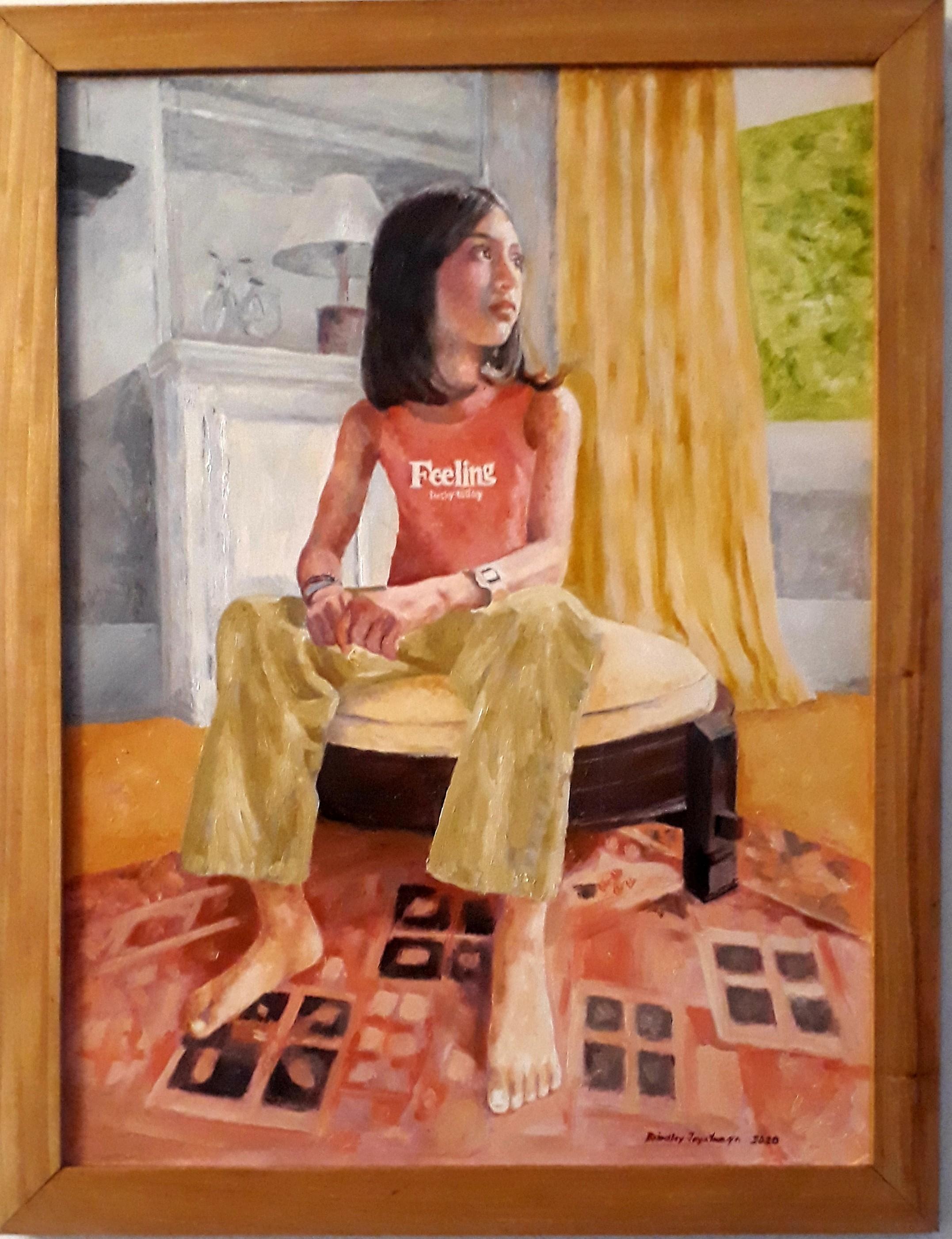 Sasha by Brindley Jayatunga