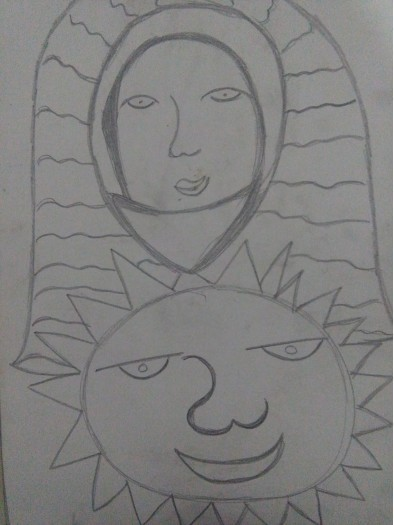 Sun by Chandi Gurusinghe