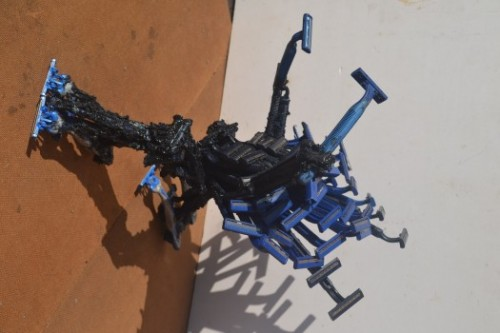 Razorformer