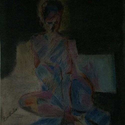 Sadden Woman